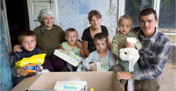 Помощь с жильем многодетным матерям