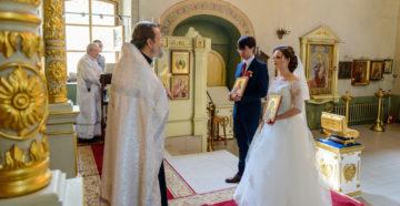 Повторное венчание после смерти супруга